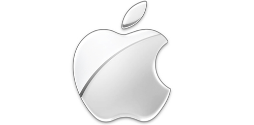 Apple Logo without White Background