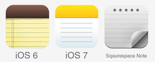 Apple Notes App Icon