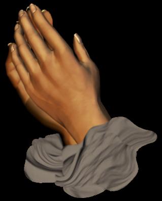 Art Clip Praying Prayer Hands