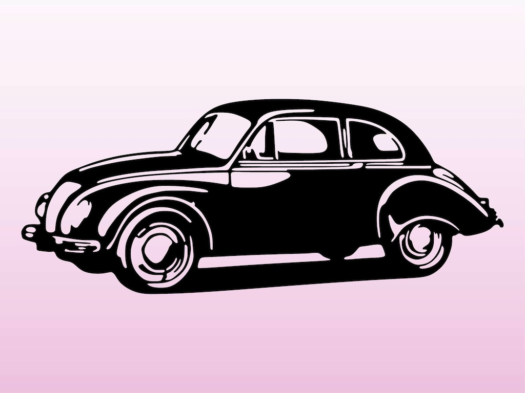 10 Car Vector Black Images
