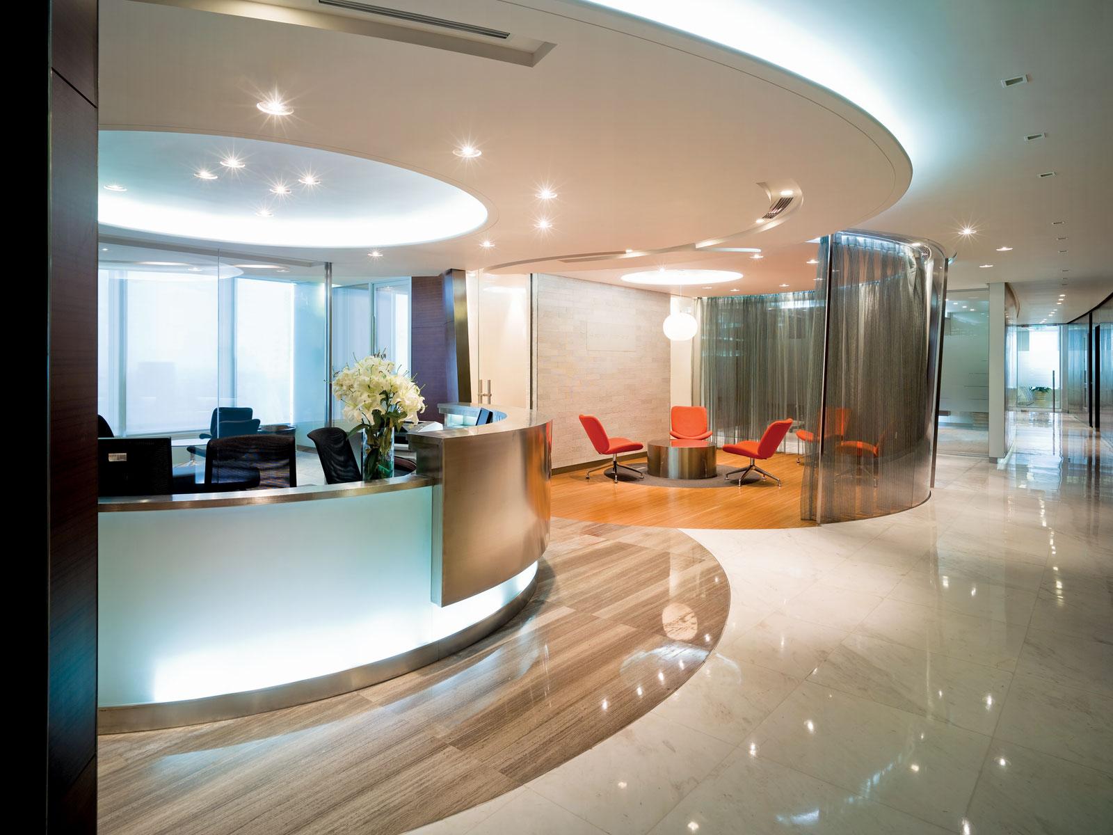Best Office Interior Design Plans
