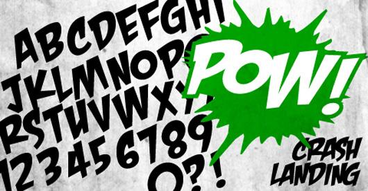Comic Fonts