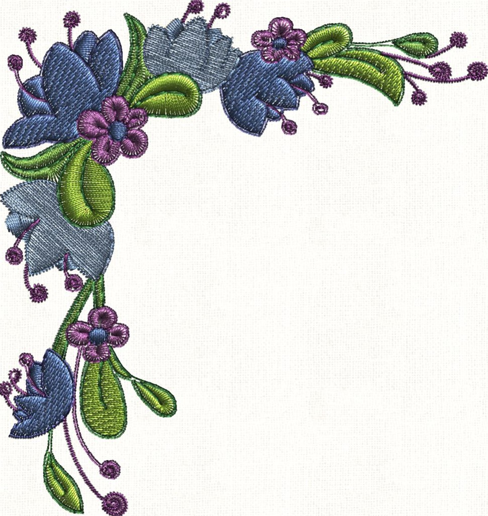 15 Border Designs For Projects Images - Arts and Crafts ...