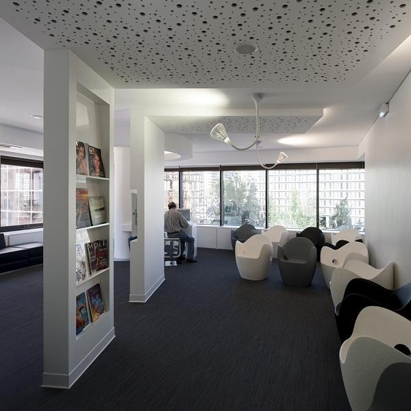 Dental Office Waiting Room Design