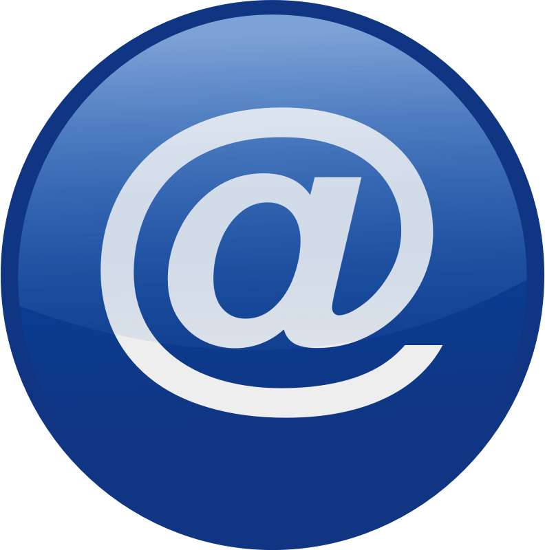 Email Icon Clip Art Free