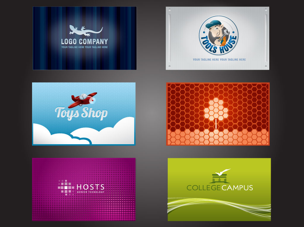 Free Business Card Logos