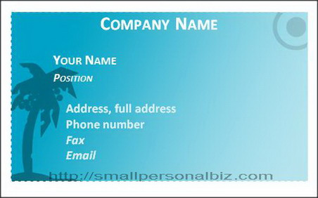 Free Template For Business Cards On Word Pasoevolistco - Free business card template word