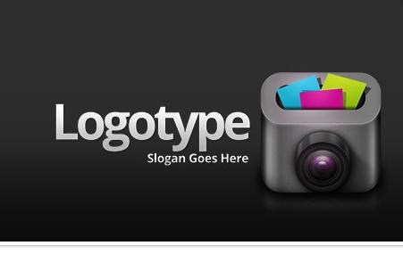 Free Photography Logo Design Templates