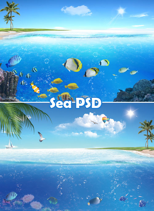 Free Photoshop PSD Templates