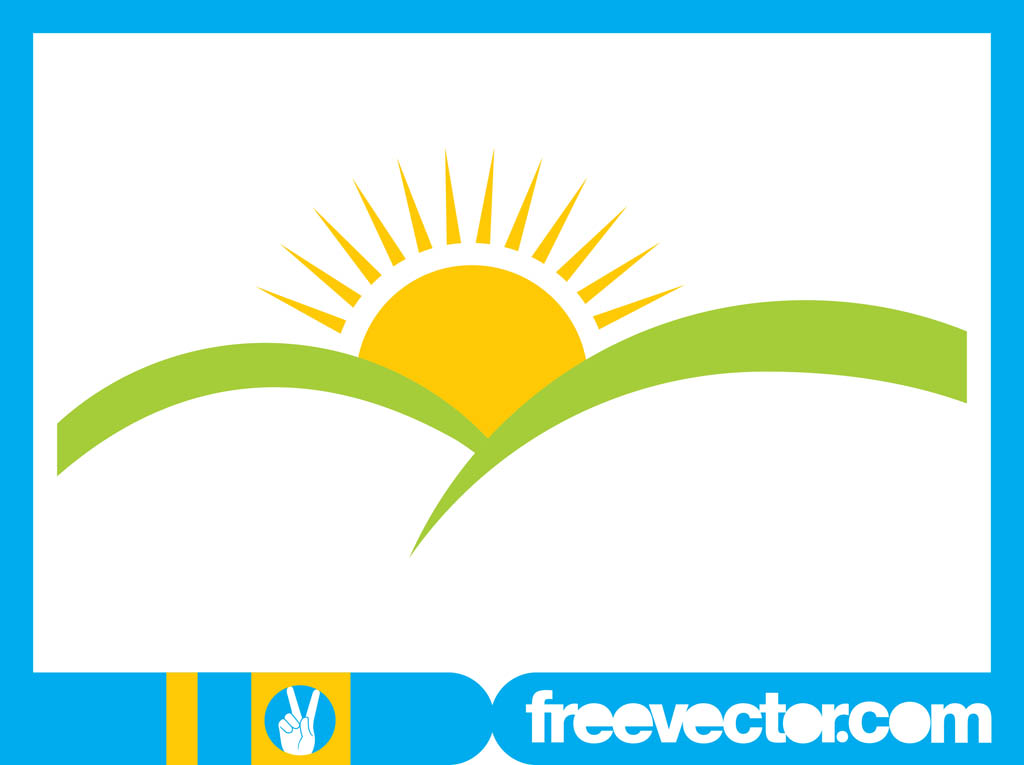 13 Free Sunrise Vector Art Images