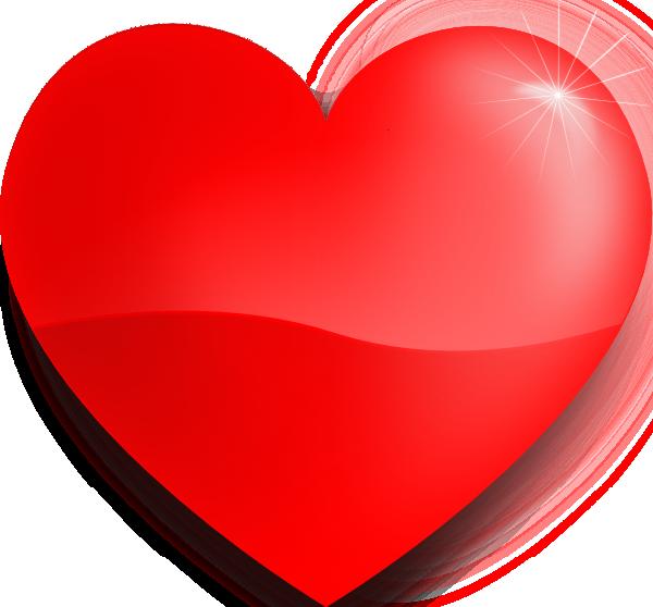 10 Vector Heart Clip Art Images