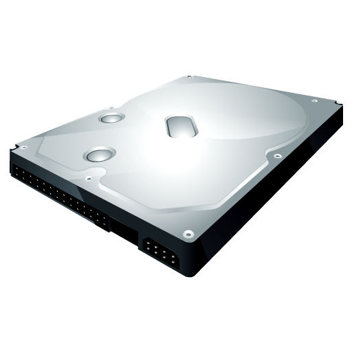 15 Freeware HD Folder Icons Images - Hard Drive Icon, Hard ...