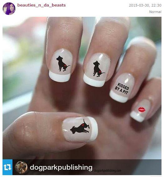 Acrylic nail designs instagram