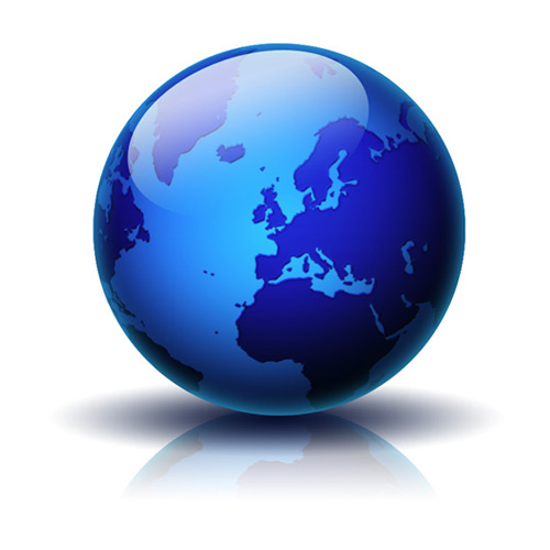 18 Globe Icon Transparent Images - Internet Globe Icon ...