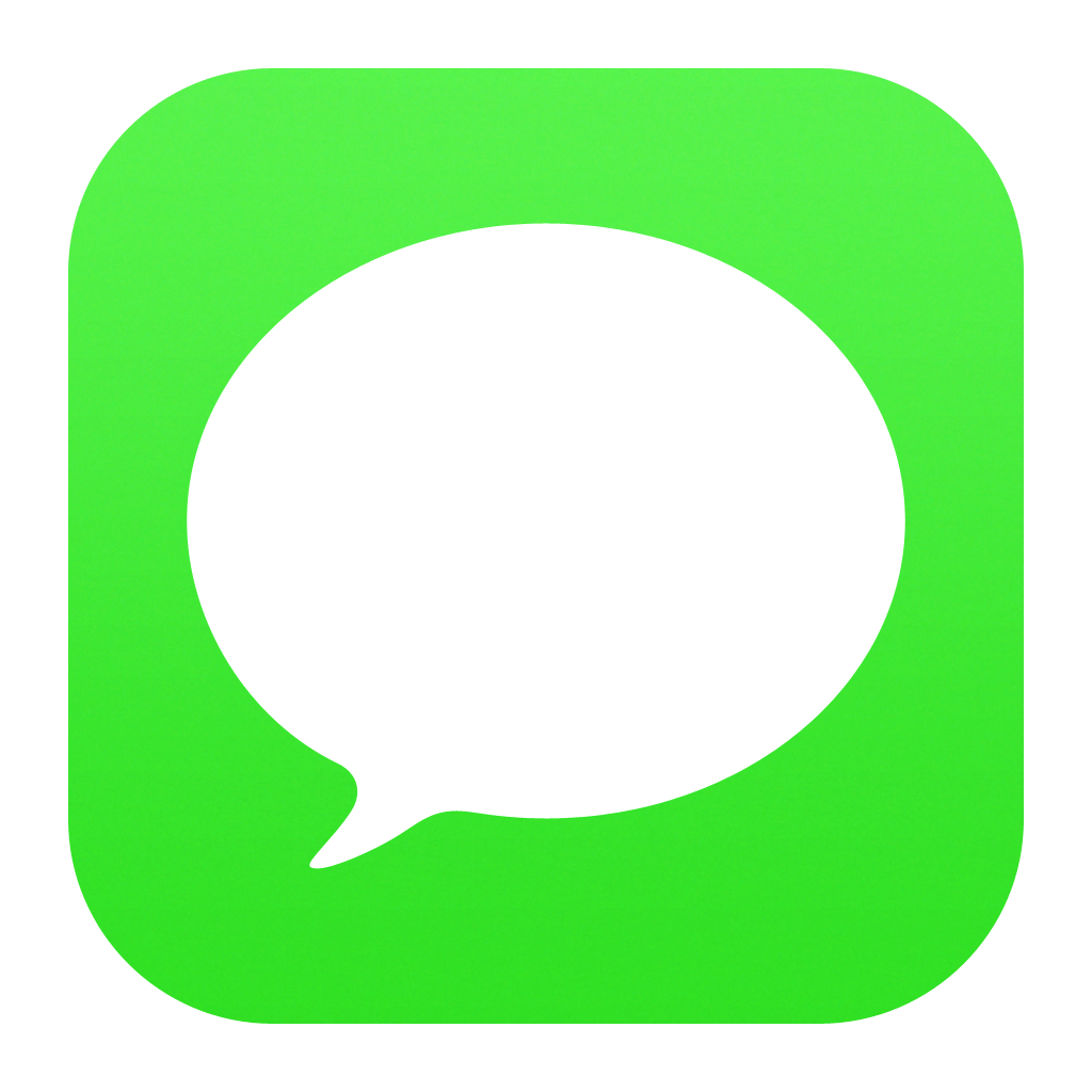 Text message icon iphone