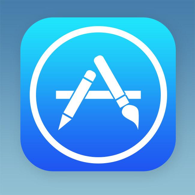 iOS App Store Logo