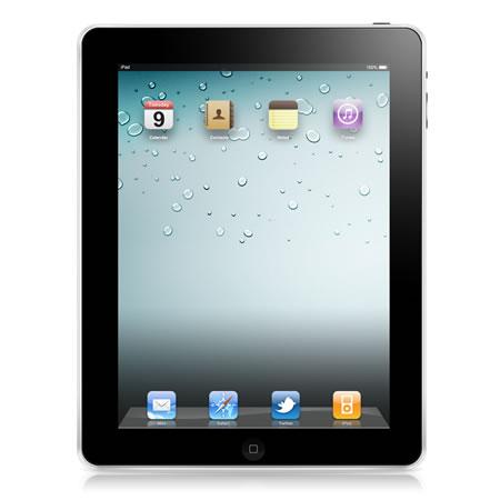 iPad 2 Template