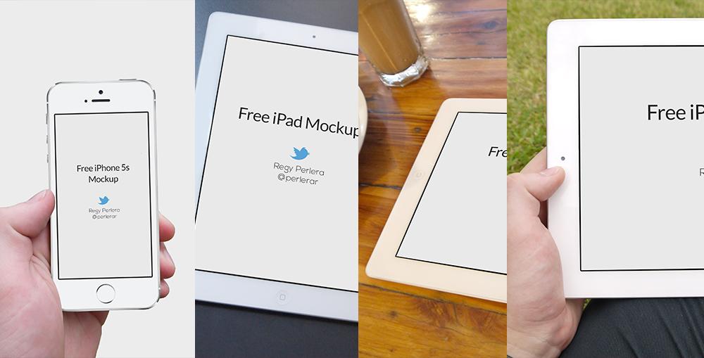 iPhone and iPad Mockup