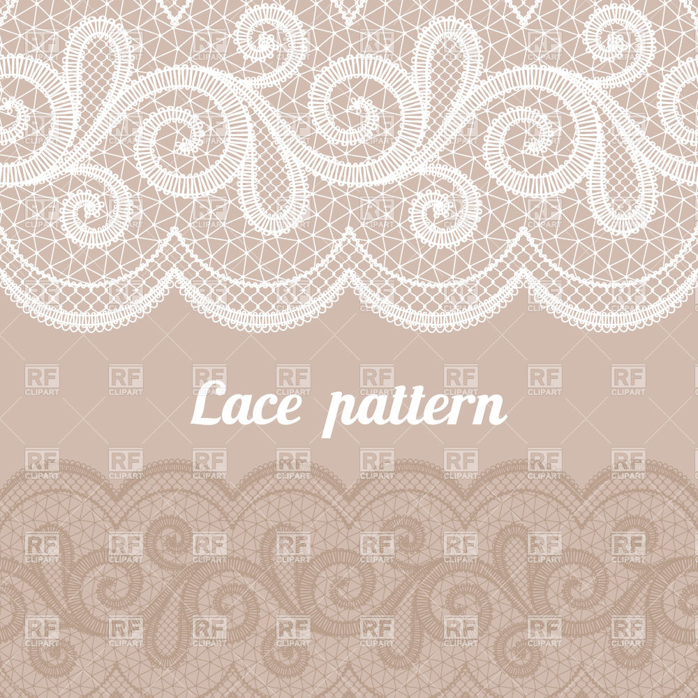 lace border drawing - photo #29