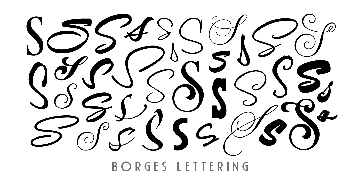 11 S Font Styles Images