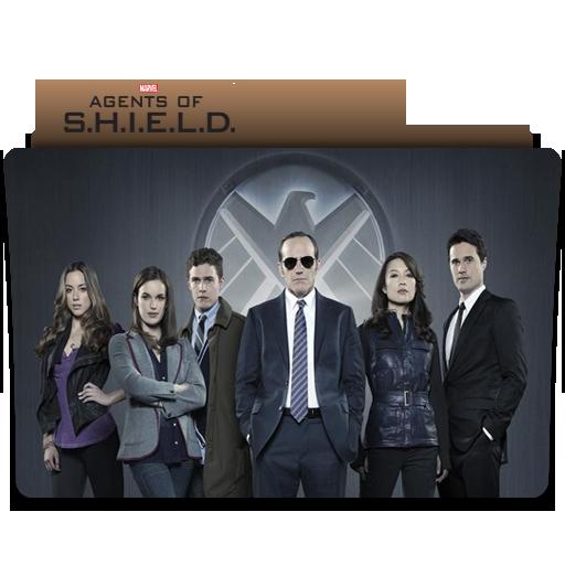 Marvel Agents of Shield Folder Icon