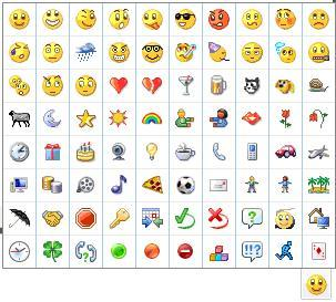 14 Office Emoticons Free Images