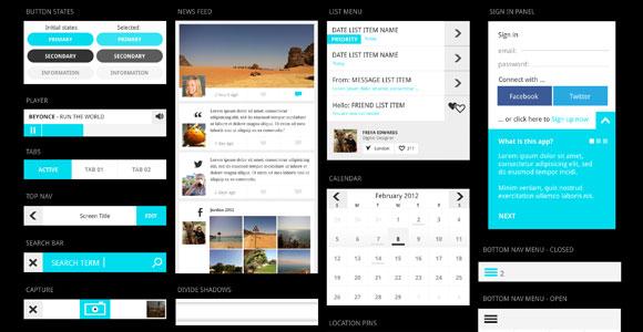 Mobile-App UIKit
