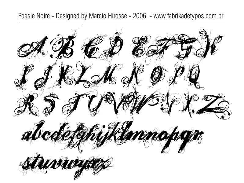Ancient calligraphy fonts images gothic