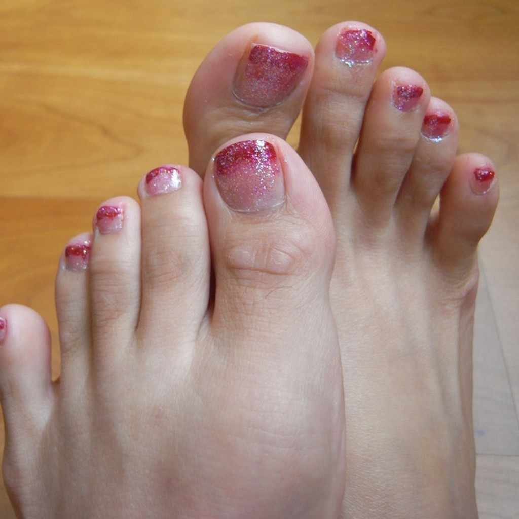 Pedicure Toe Nail Art Designs