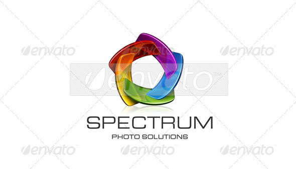Photography PSD Logo Templates