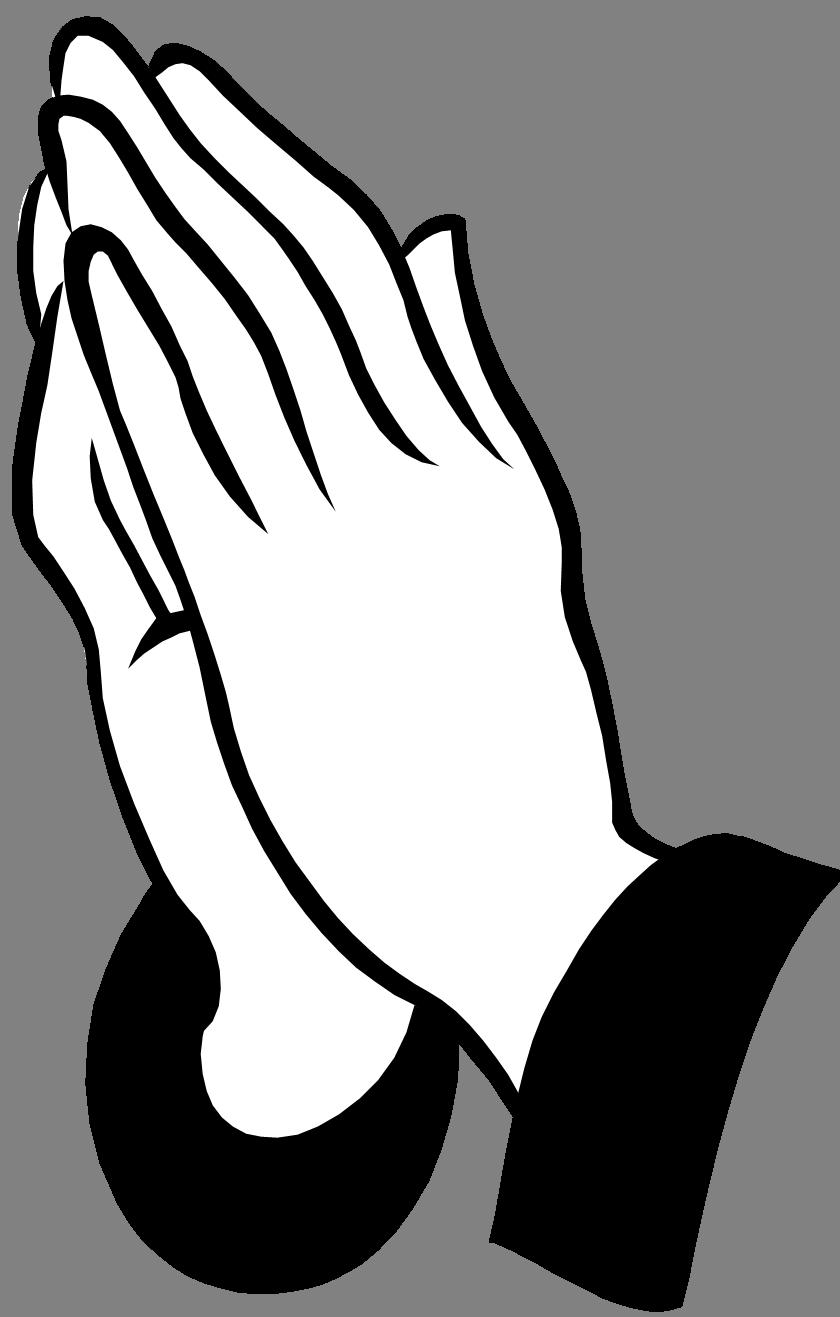 Praying Hands Symbol