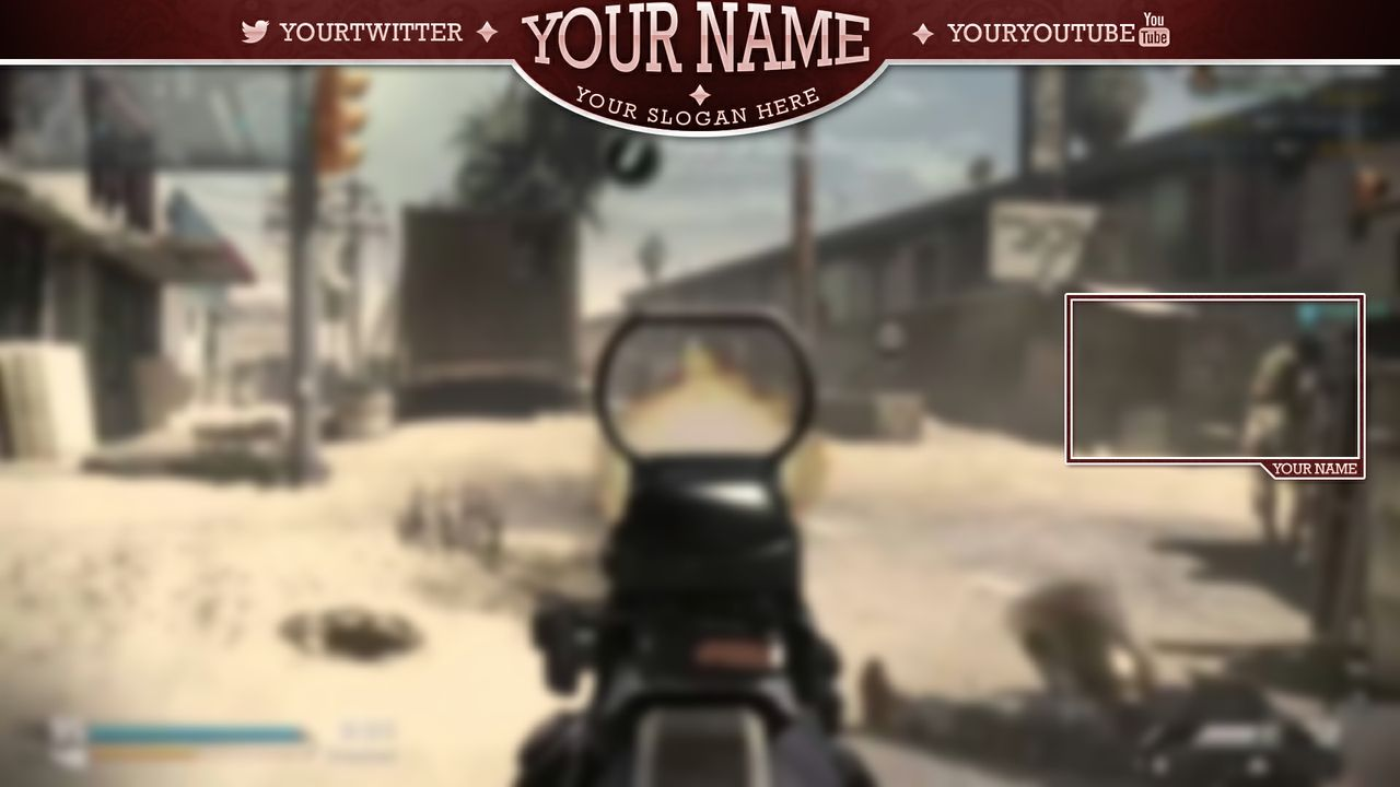 Pre-made Twitch Overlays