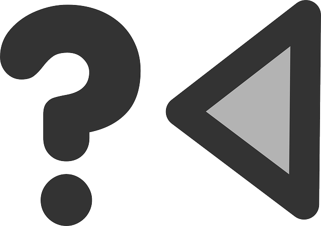 6 Flat Question Icon Images