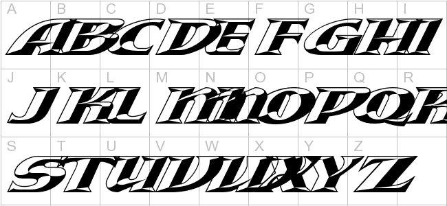 Race Car Number Fonts Free Downloads