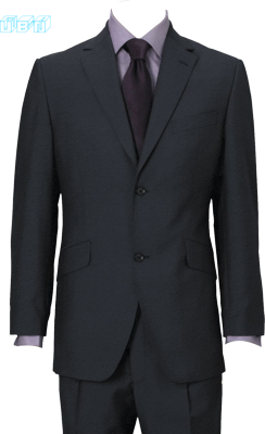 Suit Men Transparent