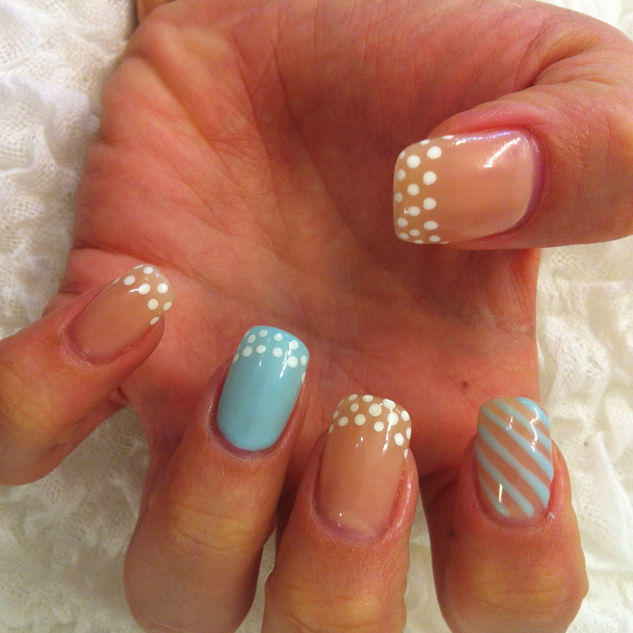16 summer french nail designs images summer french manicure nail summer french manicure nail designs prinsesfo Image collections