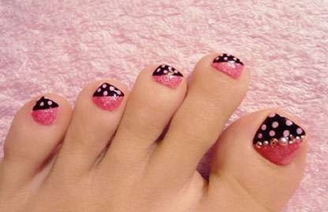 Toe Nail Art Design Ideas