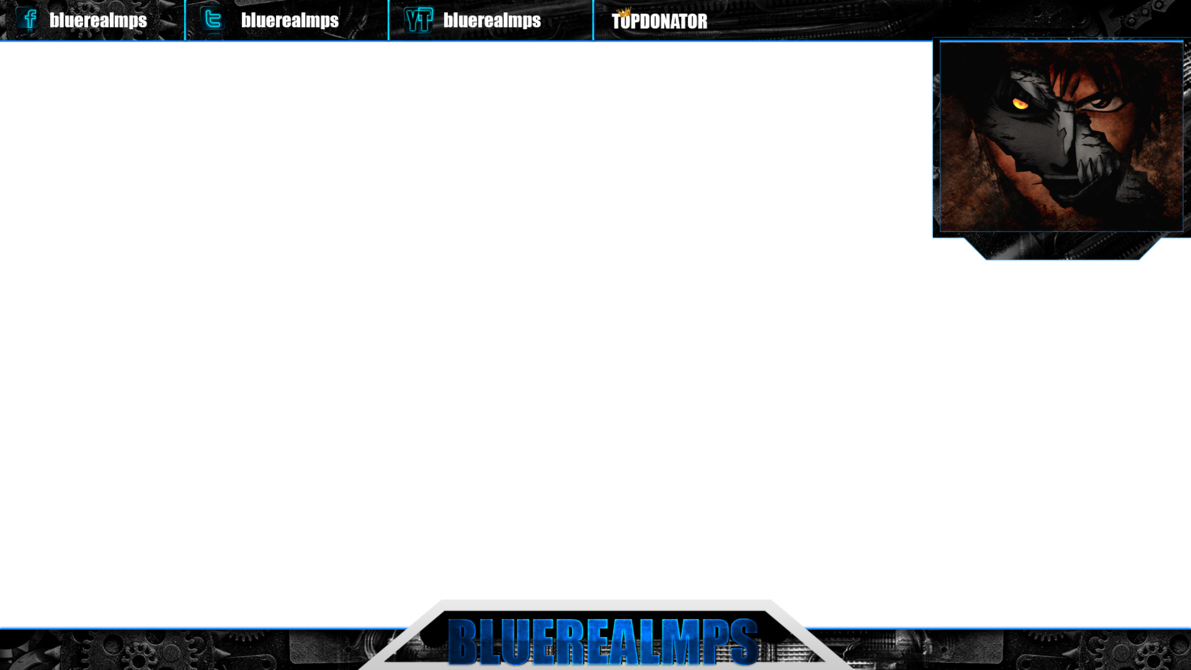 Twitch Overlay Template