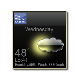 Weather Desktop Icon