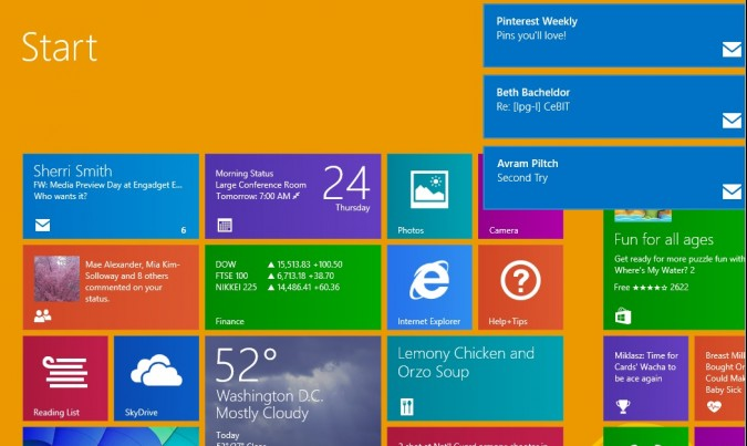 12 Windows 7 Notification Icon Images