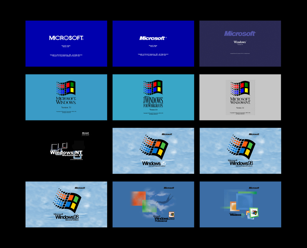 10 Old Windows Icons Images