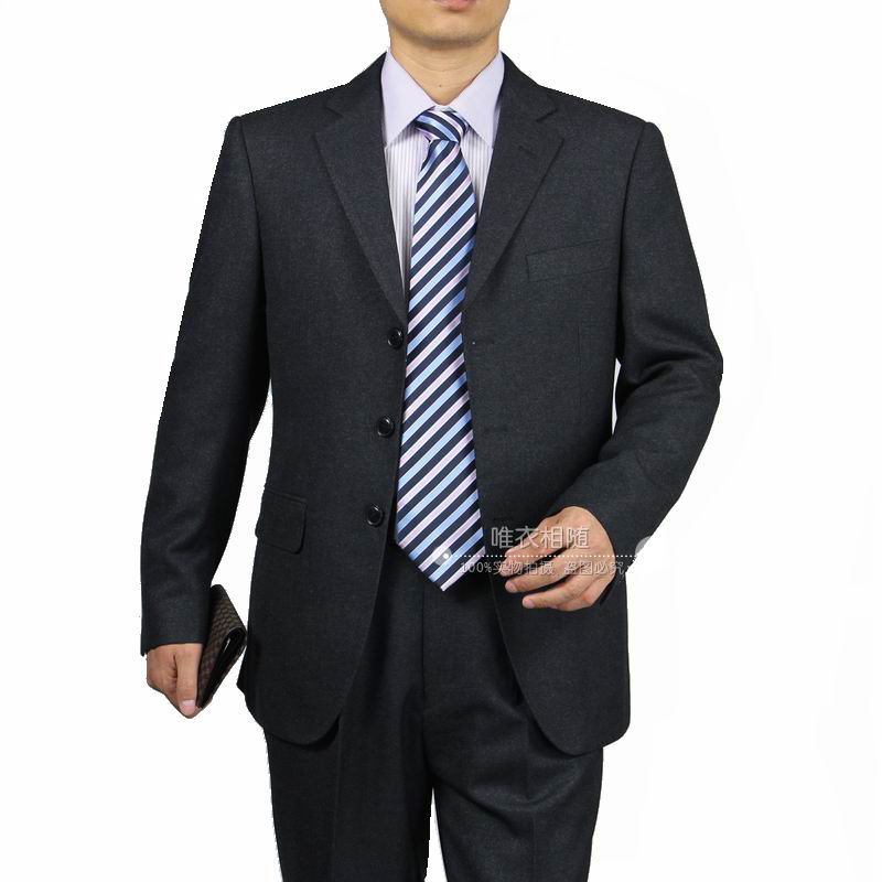 Winter Coat Suit Men