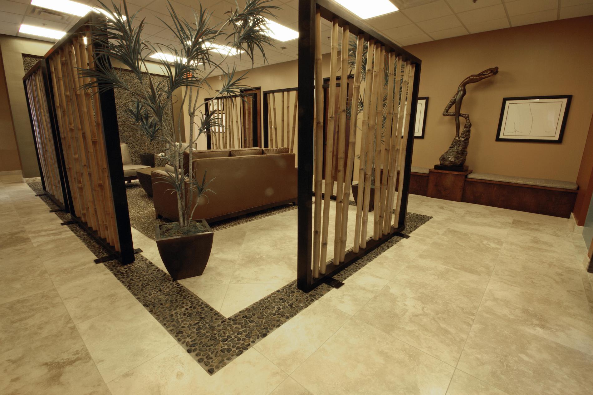 Zen Waiting Room Doctors Office