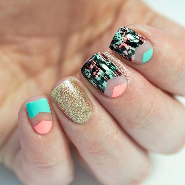 2015 Spring Nail Designs