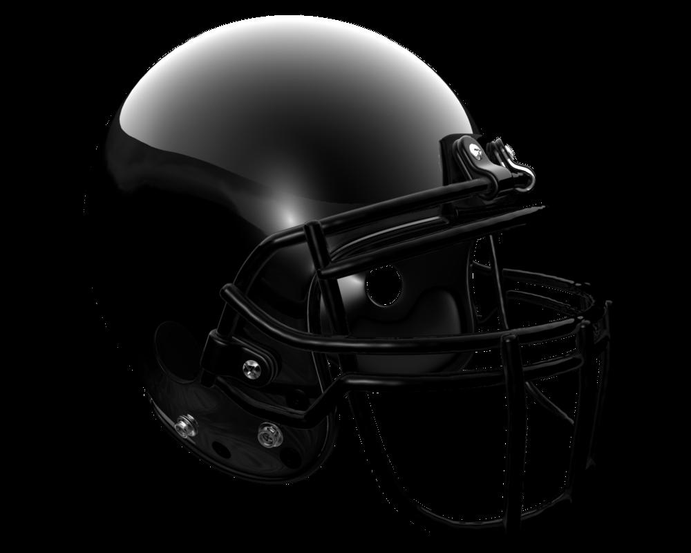 3D Football Helmet Template Photoshop