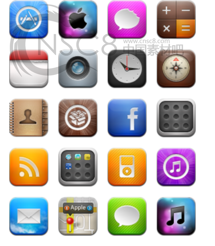 Apple Icons Free Downloads