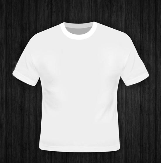 14 free t shirt template psd images white t shirt