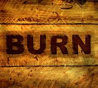 17 Burnt Wood Font Free Download Images