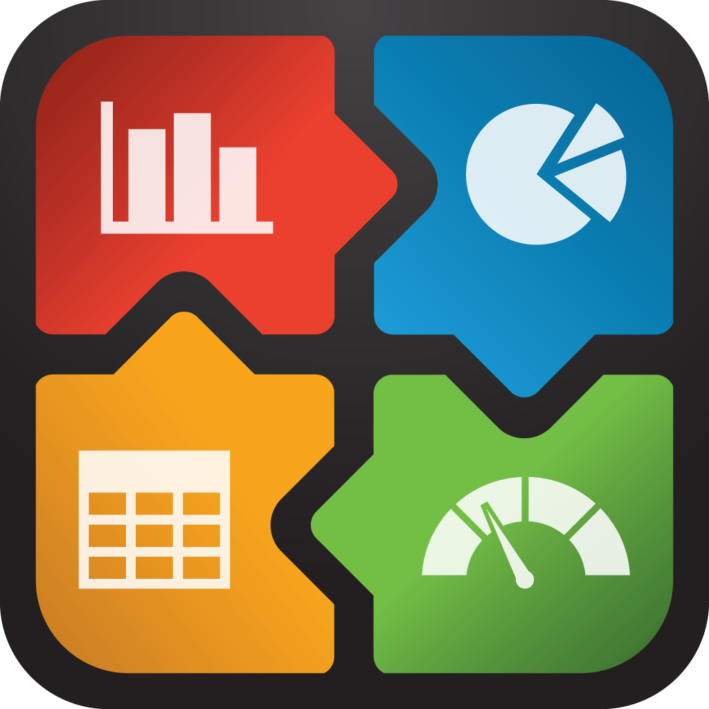 15 Business Dashboard Icons Images