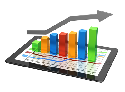 Business Performance Dashboard Icons